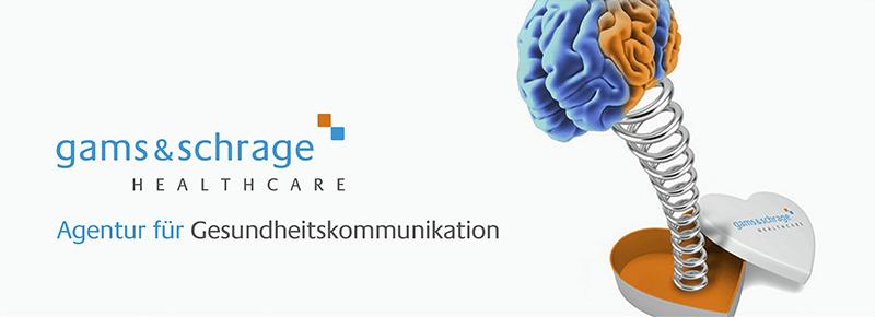 gams&schrage healthcare - Agentur für Gesundheitskommunikation